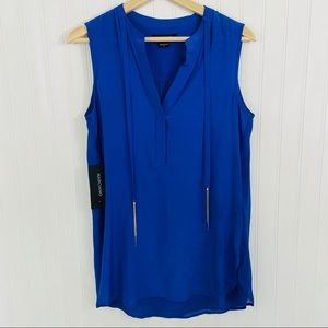 Marciano blue navy Size: S